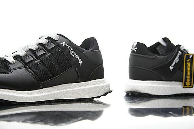 online retailer 06cf9 8cc85 Adidas Originals By Mastermind World EQT Support Ultra Black Cq1826  Original Shoe