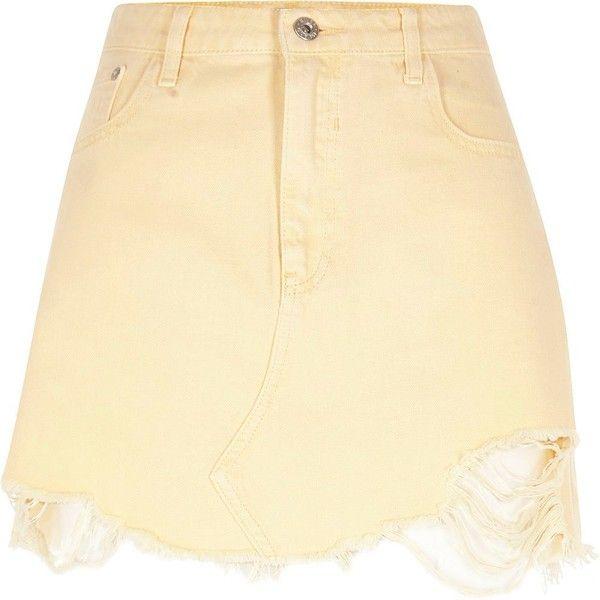 Light Yellow Skirts