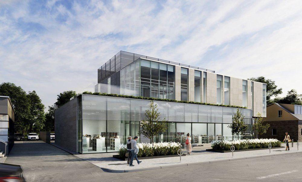 Canada toronto healthcare medical design architecture