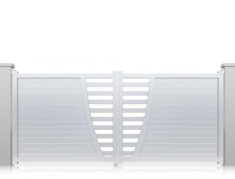 Portail Aluminium Fer Acier Portail Aluminium Serrure Portail