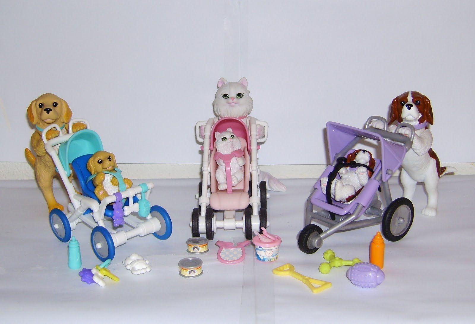 Afbeeldingsresultaat Voor Barbie Posh Pets Doll Childhood Toys Barbie Toy Car
