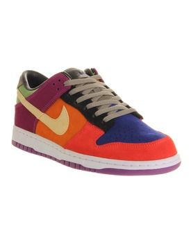 huge selection of 124ea be458 Mens Nike Nike Dunk Low Sp Viotech Viotech Trainers Shoes, Multi-Coloured,  Office Shoes