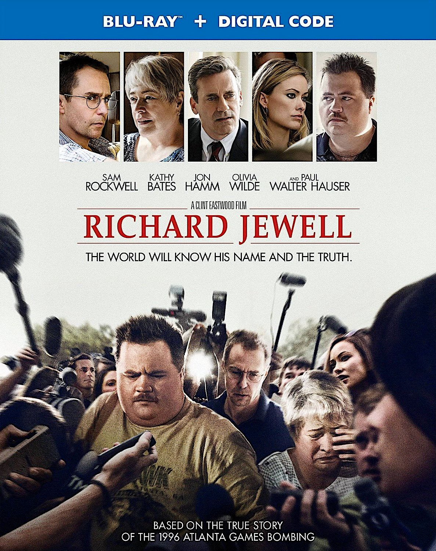 Richard Jewell Blu Ray Warner In 2020 Free Movies Online Movies Online Full Movies Online Free