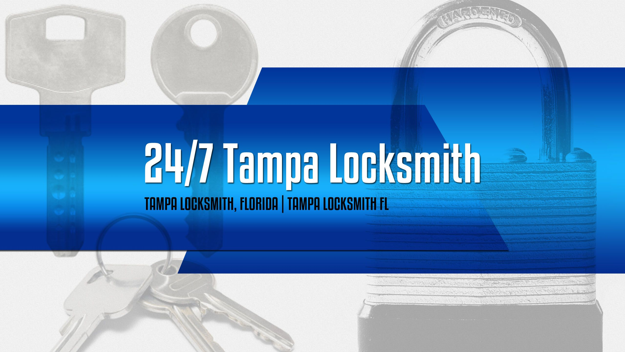 24/7 Tampa Locksmith in Tampa, FL Tampa florida, Tampa
