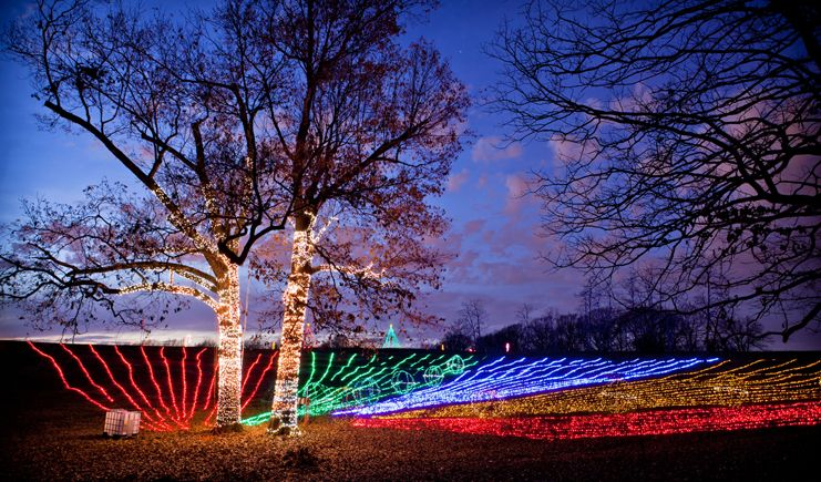 Starry Nights : Merry & Bright - Holiday Festival and Christmas Lights  Display Show at Shelby Farms, Memphis TN. - Starry Nights : Merry & Bright Travel Pinterest Memphis