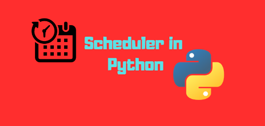 A Simple Scheduler in Python | Python in 2019 | Python