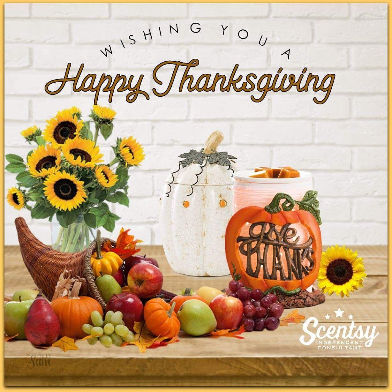 Thanksgiving Wax Melt
