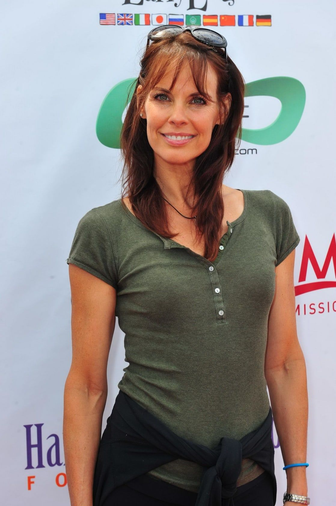 Alexandra Paul Alexandra Paul new photo