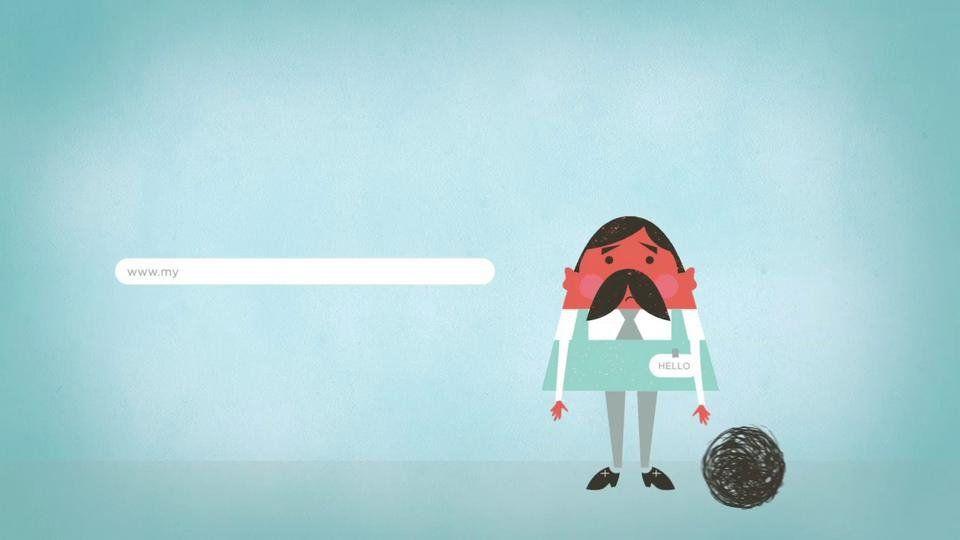 CrazyEgg Animated Video   Inspiration - Motion, ads, short