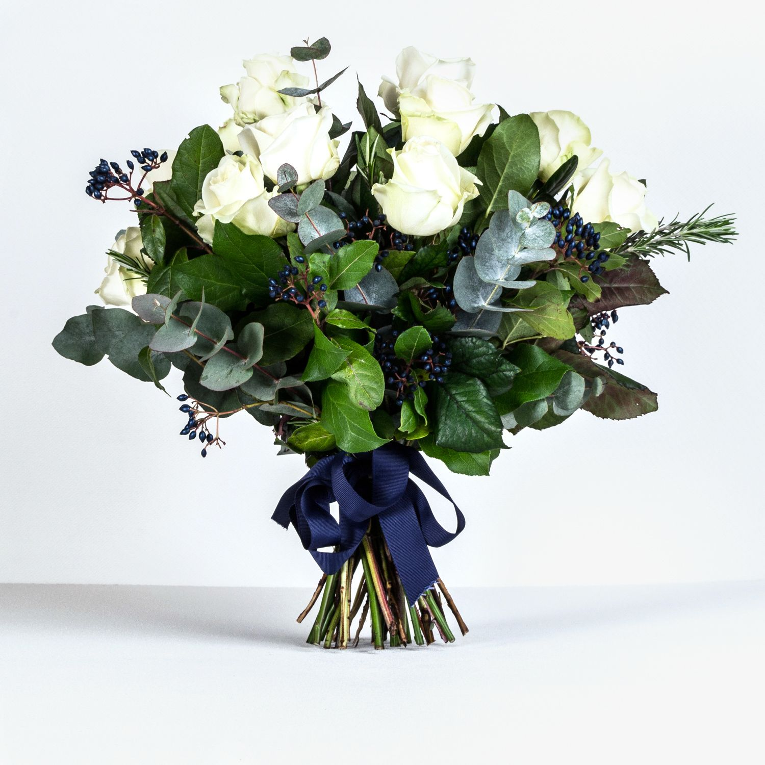 White Rose And Rosemary Nothing Suggests Refined Elegance Like The