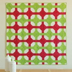GO! Snowball Fight Quilt Pattern (PQ10301)