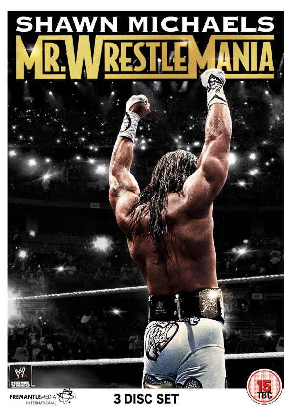 Wwe Shawn Michaels Mr Wrestlemania Review Shawn Michaels Wwe