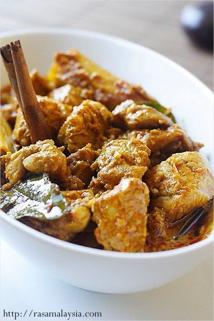chicken curry  easy and authentic chicken curry recipe