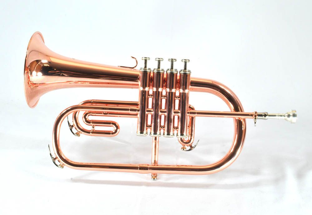 French Horn Blasinstrument Souvenir Musik Magnet aus Metall,5 cm,must see