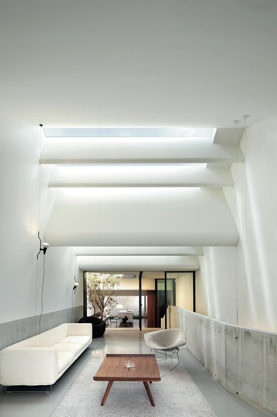 Skylight House By Chen Chow Little Architects | Sydney | Light | Form |  Great Design