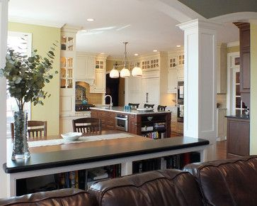 custom cabinetry - traditional - Kitchen - Philadelphia - Paradise ...