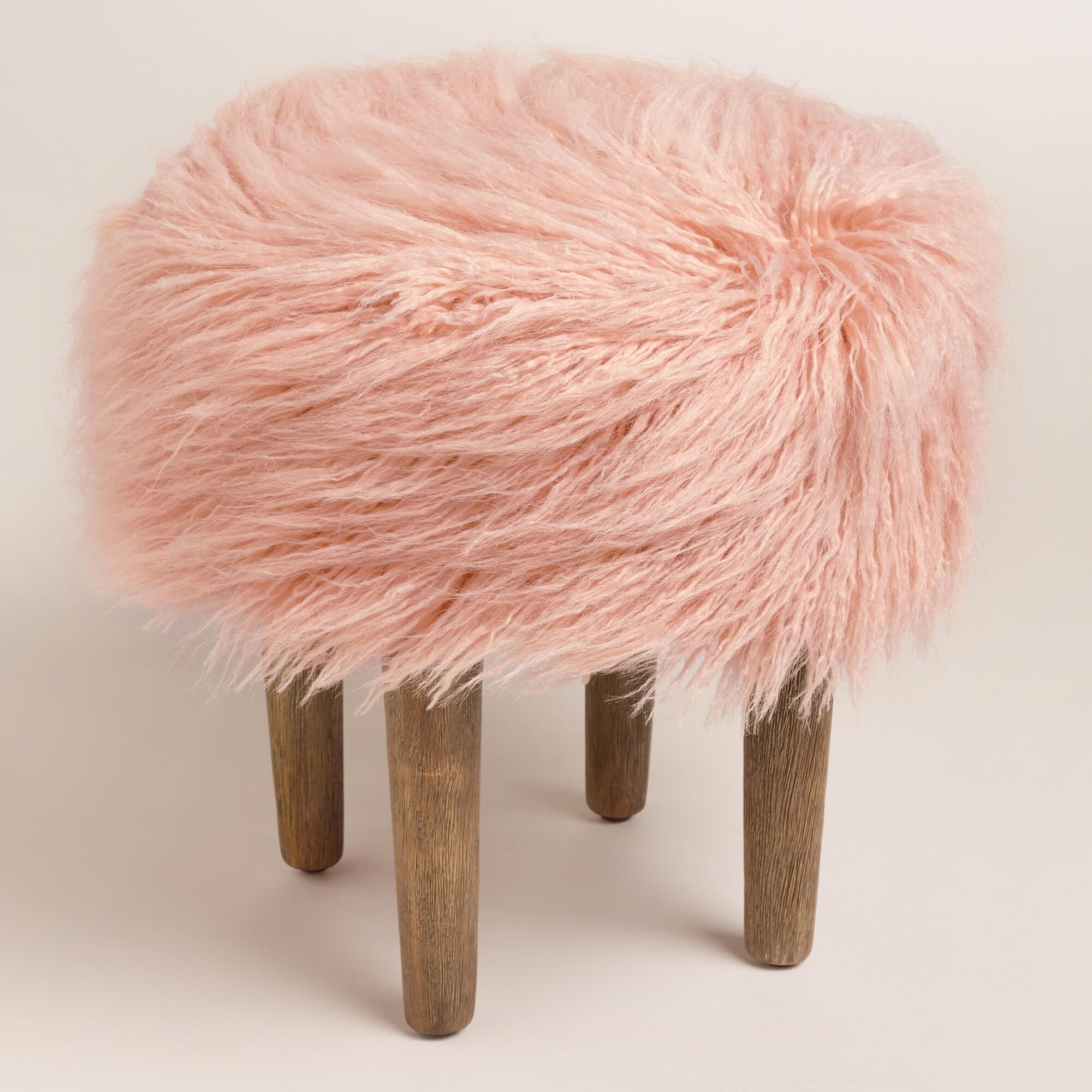 Featuring A Plush Soft Pink Faux Fur Top Inspired By The