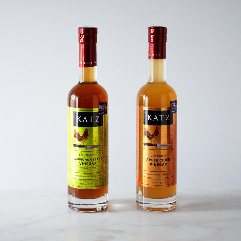 Gravenstein Apple Cider Vinegar and Late Harvest Sauvignon Blanc ...