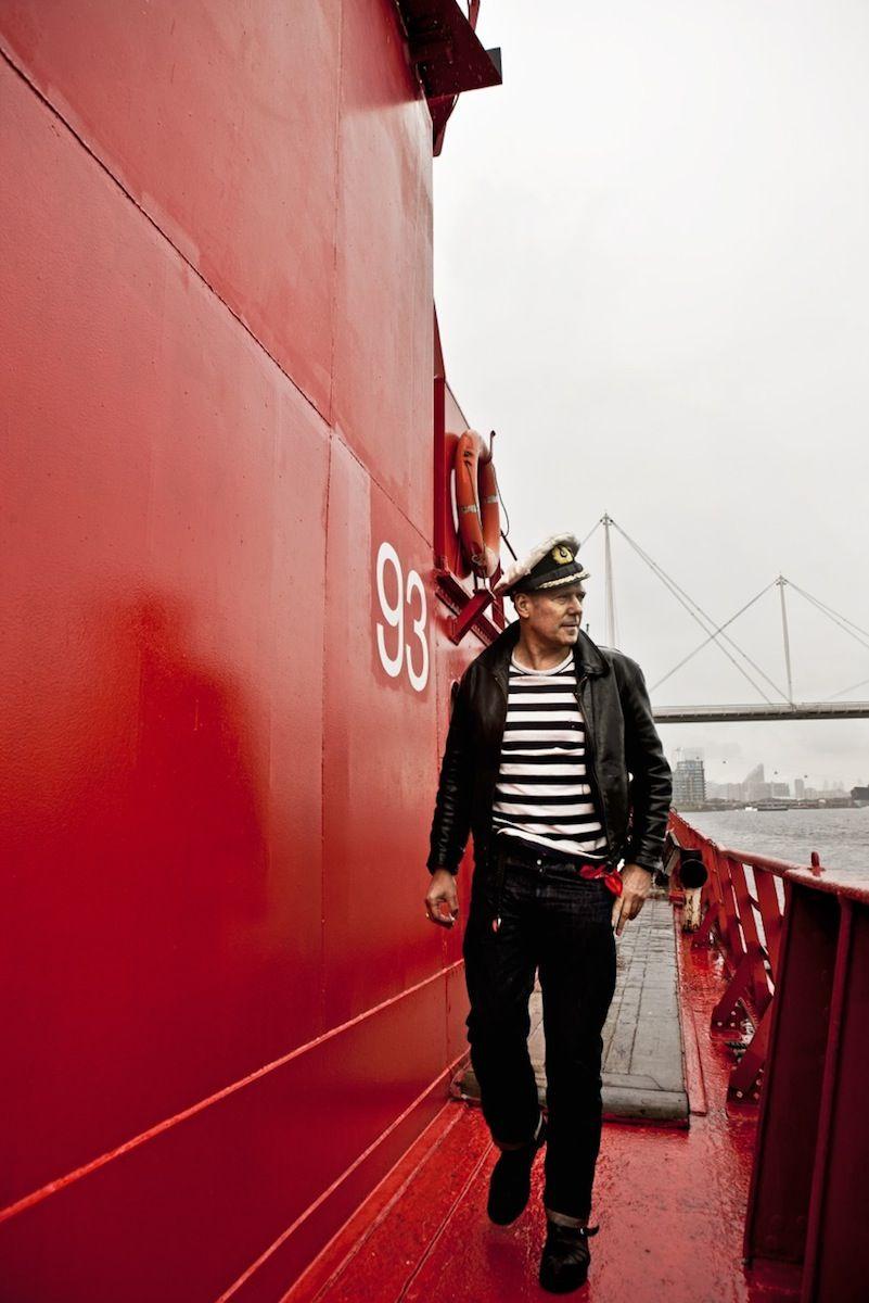 paul simonon sailor - Google Search