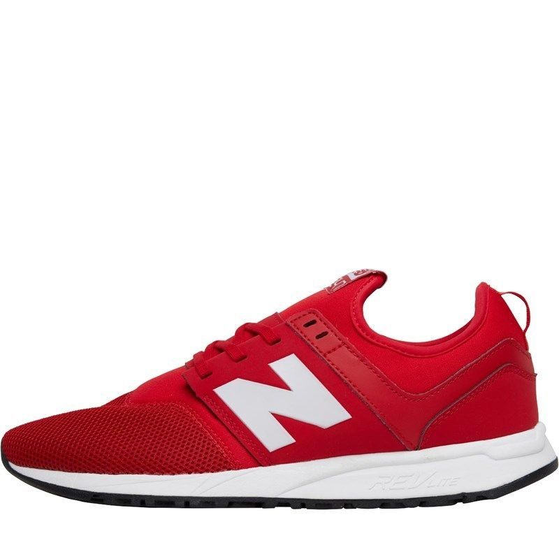 New Balance 247 Classic Pack Trainers Mens Red Newbalance Runningshoes Buy Nike Shoes New Balance New Balance Sneaker