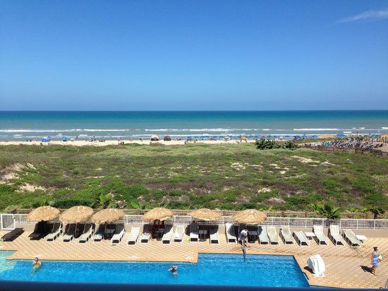 View From Room 323 | Hilton Garden Inn South Padre Island