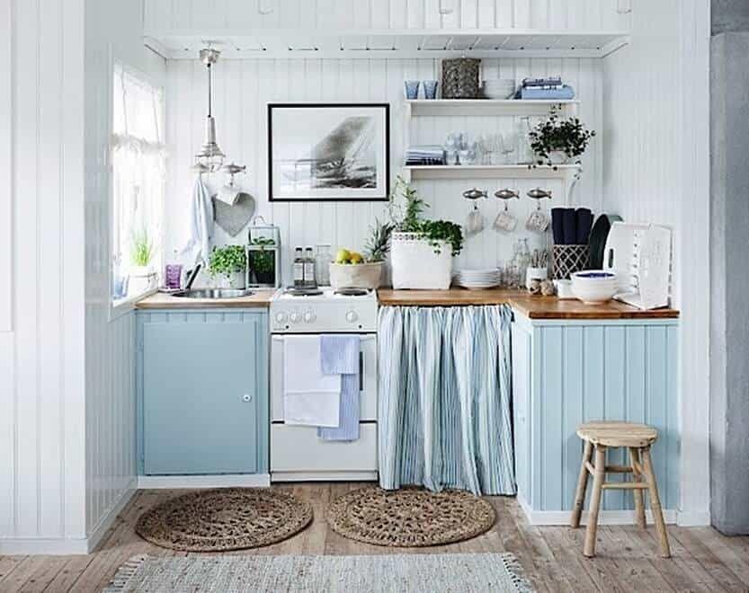 Super Gemütliche Cottage Stil Küche Ein Ferienhaus Küche sollte Ihre JU12