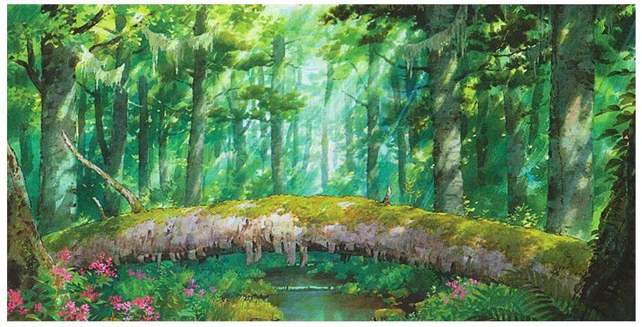 """When Marnie was There"" Background Art Blog/Website | (www.ghibli.jp) ★…"