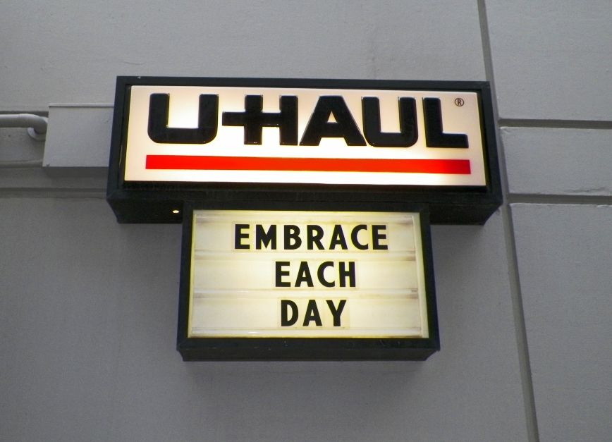 Pin by UHaul on On the Road Moving cross country