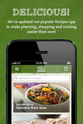 Whole foods market recipes weve updated our popular whole foods whole foods market recipes weve updated our popular whole foods market recipes app forumfinder Image collections