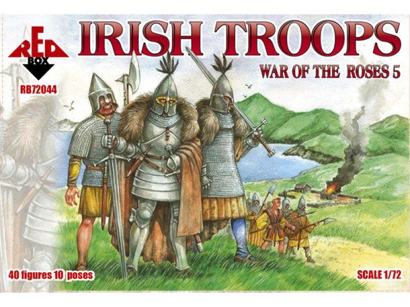Rb72044 Jpg 800 600 Wars Of The Roses Irish History War