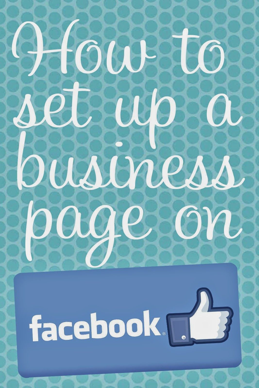 Create Kids Couture Boutique Basics Opening a Facebook