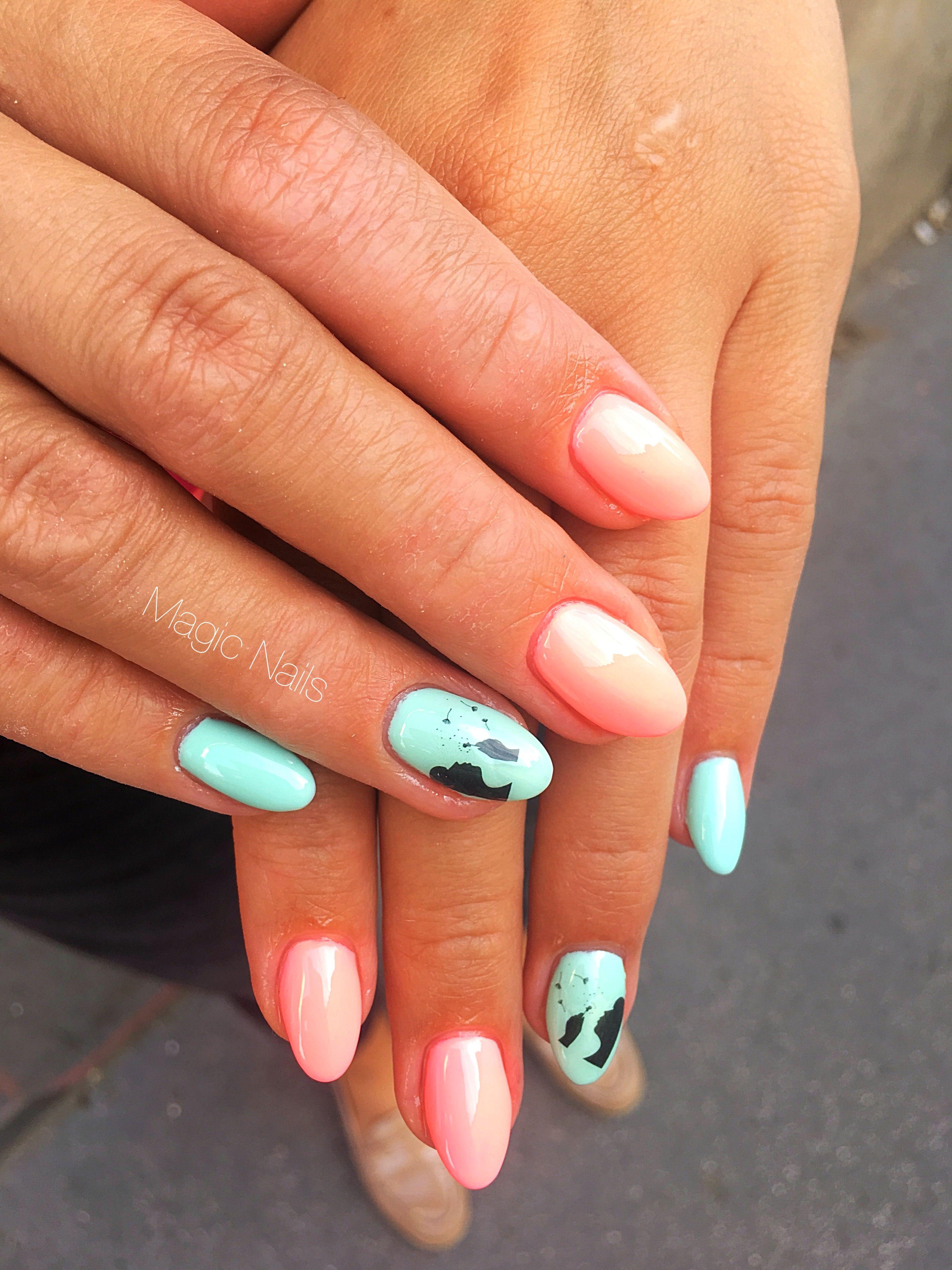 Pin by Kicsi Lány on Magic nails | Pinterest | Magic nails