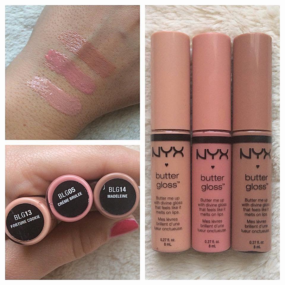 Nyx mood lip gloss review