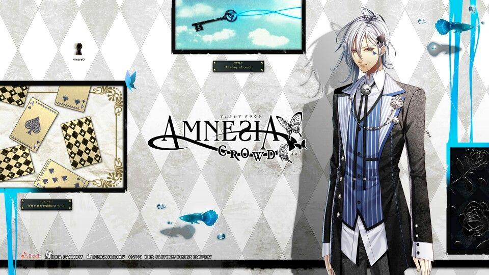 Amnesia Crowd Ikki