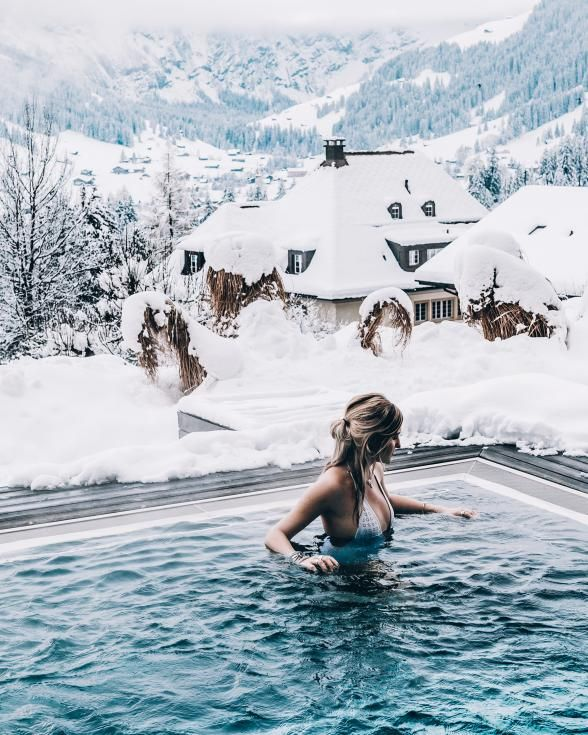27 Outdoor Hot Springs, Tubs & Pools To Warm Up Your Winter Travels | The Cambrian