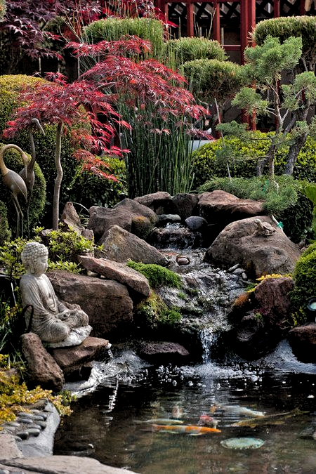 15 Hinterhof Teich Ideen für Ruhesuchende #hinterhof #ideen #ruhesuchende #teich