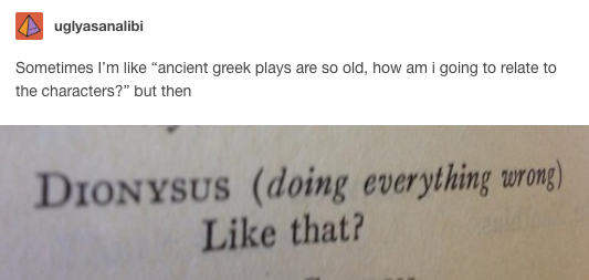 17 Ancient History Tumblr Posts That Are Actually Hilarious