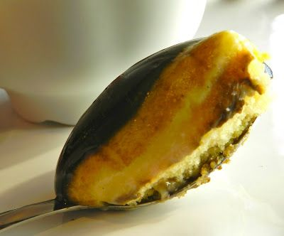 Boston Cream Pie-lets