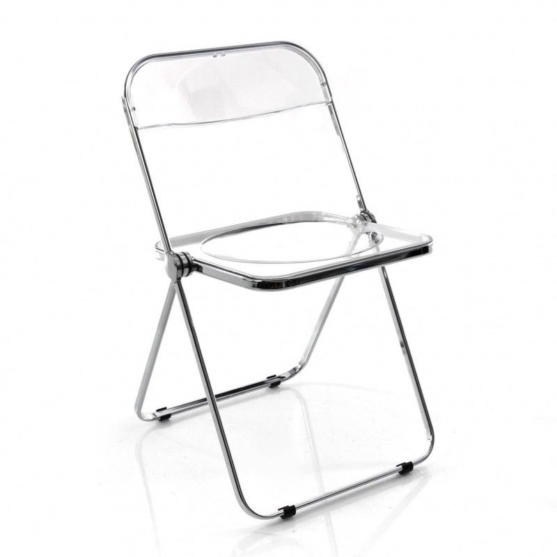 Plia Folding Chair Folding Chair Chair Stainless Steel Furniture