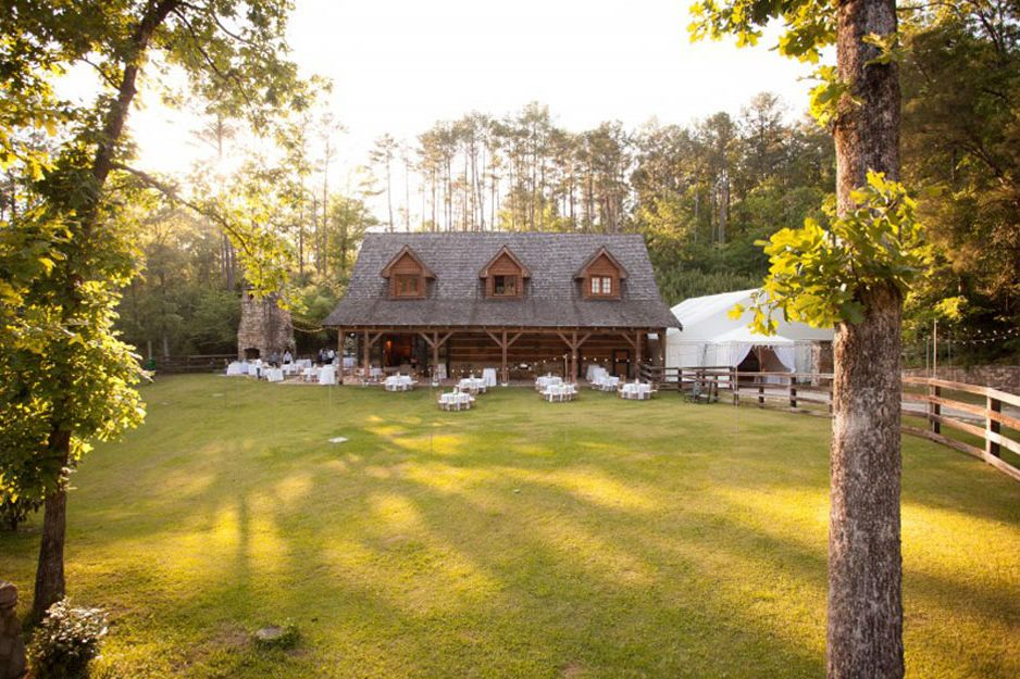 The Top 10 Wedding Venues in Birmingham | Rustic wedding ...