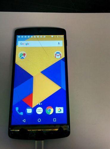 Nexus 5 D820 - 16GB - Black (Unlocked) Smartphone AS-IS https://t.co/tMRQdubX84 https://t.co/ArKchxWlOI
