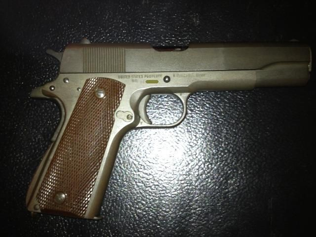 1943 Remington Rand (1911) | Guns and Knives | Guns, Hand
