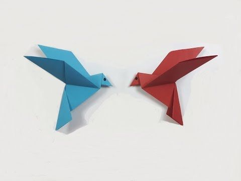 How To Make An Origami Dove For Easter Peace Day By Alice Gray All 33