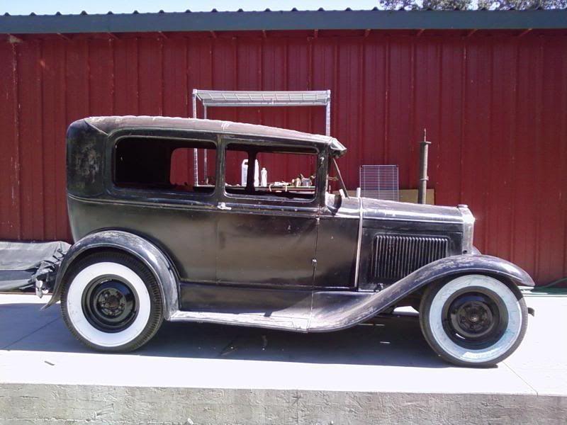 Show Me Unchopped Model A Sedans Page The H A M B