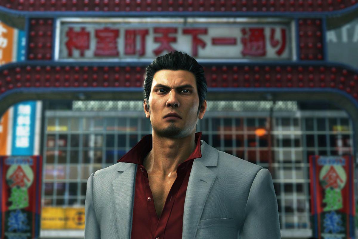 Yakuza Like A Dragon Demo Ps4 Available Now The New Trailer With Kazuma Kiryu Yakuza 6 Kiryu New Trailers