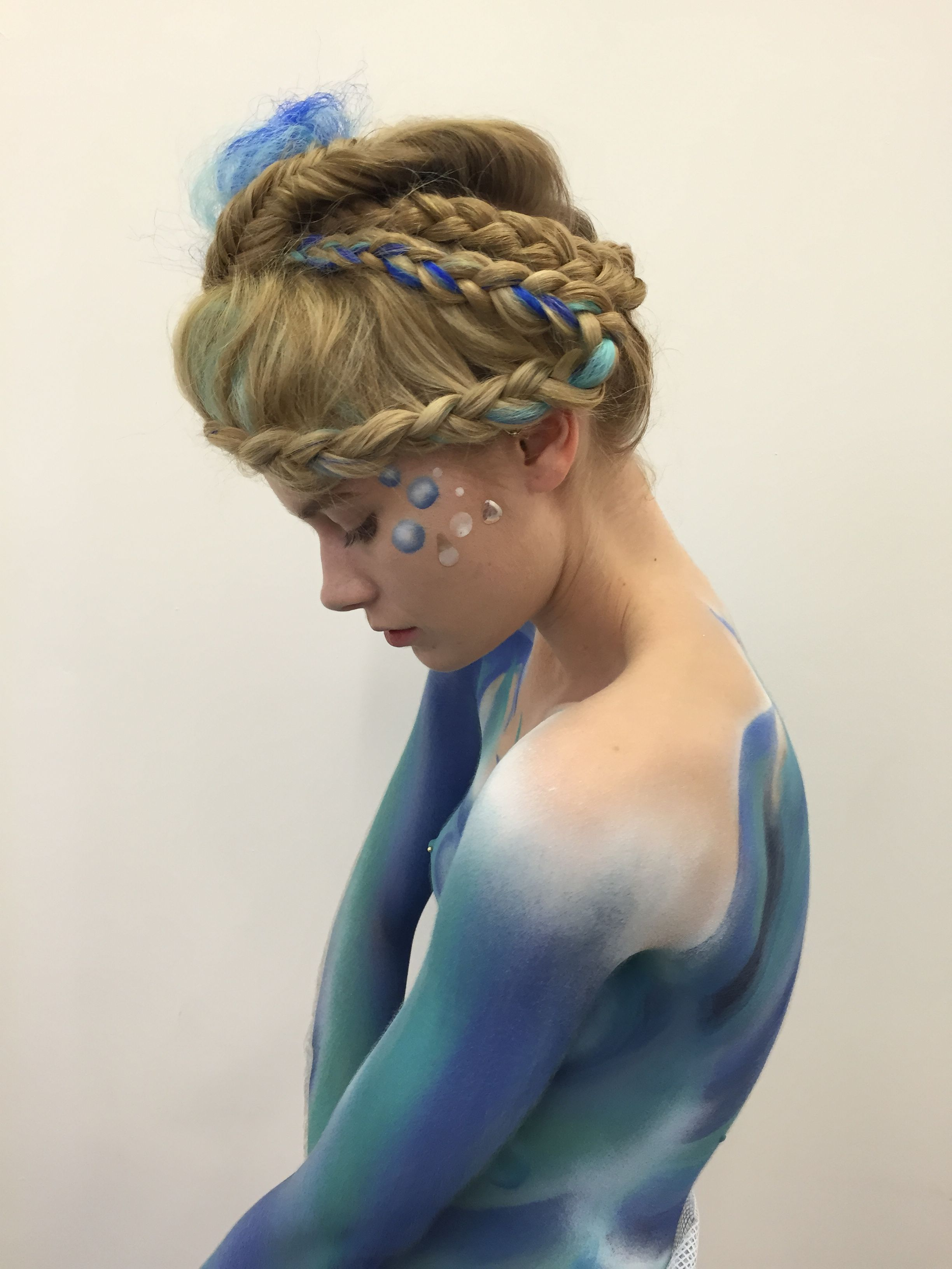BodyPainting MediaMakeup (With images) Makeup course