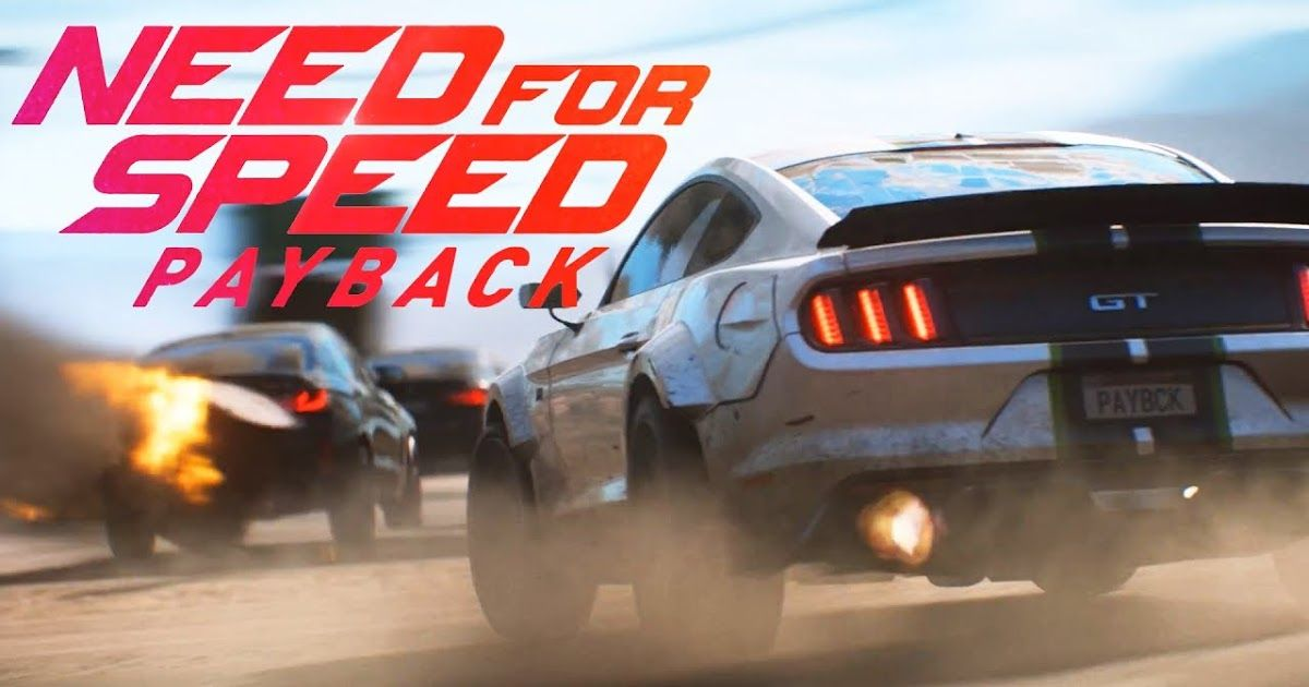 Need For Speed Payback Akan Hadir Untuk Mengisi Waktu Luang Bagi