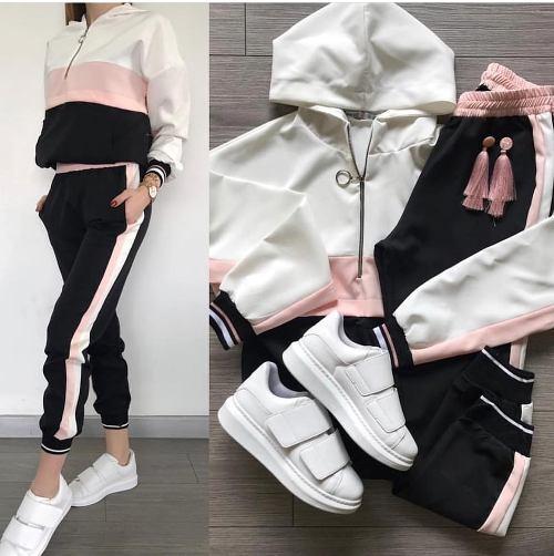 Tenues Athleisure printemps 2019   – fashion