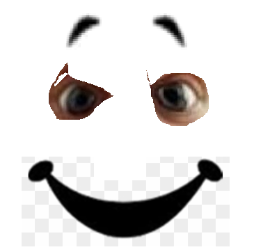 Scary Face Png Roblox