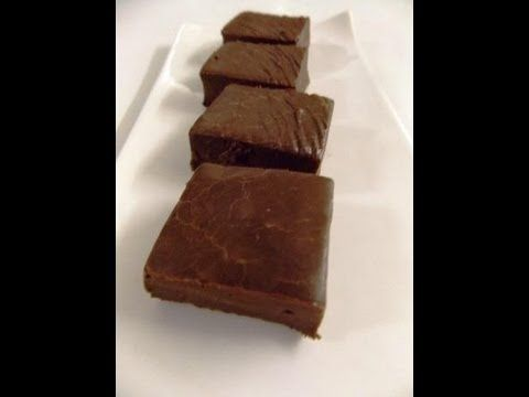 Chocolate Fudge - Made in Thermochef
